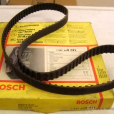 Coches y Motocicletas: BOSCH 1987949011 - CORREA DENTADA (CITROEN / FIAT / LANCIA / RENAULT / YUGO). Lote 47919971
