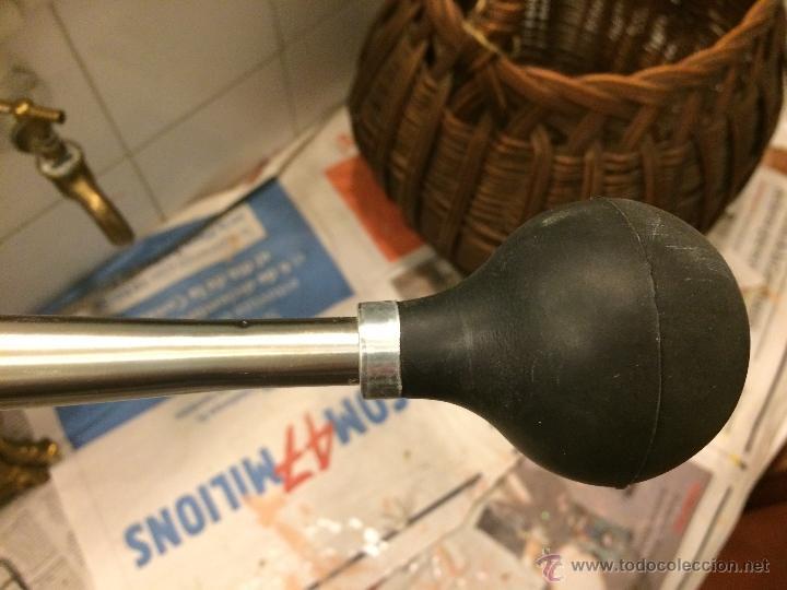 Coches y Motocicletas: Trompeta bocina de coche antigua años 20 - Foto 4 - 48107385