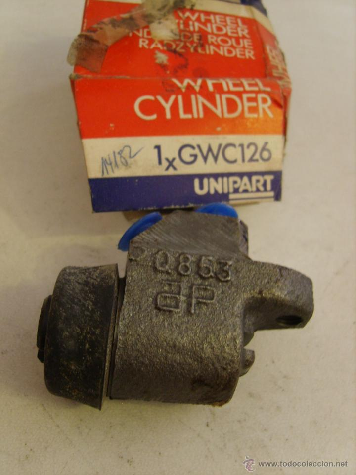 UNIPART GWC126 - CILINDRO FRENO (CLASSIC MINI 1967-84 - 15/16'' (23.8MM) ) (Coches y Motocicletas - Repuestos y Piezas (antiguos y clásicos))