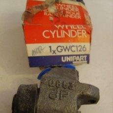 Coches y Motocicletas: UNIPART GWC126 - CILINDRO FRENO (CLASSIC MINI 1967-84 - 15/16'' (23.8MM) ). Lote 48114771