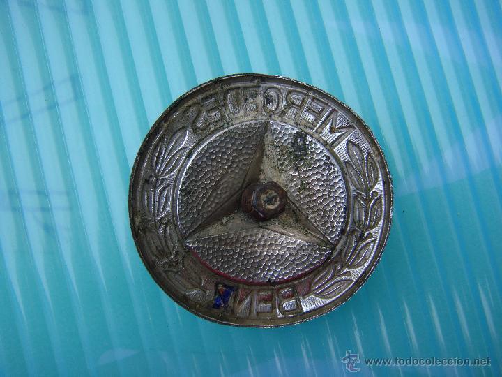 Coches y Motocicletas: ANAGRAMA MERCEDES BENZ METÁLICO - Foto 5 - 39470689