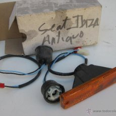 Coches y Motocicletas: REPUESTO COCHE SEAT IBIZA ANTIGUA INTERMITENTE TULIPA. Lote 48604468