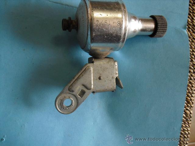Coches y Motocicletas: a dinamo y timbre,años 50 y 60, - Foto 4 - 45752218