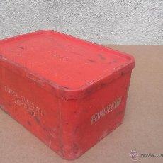 Coches y Motocicletas: CAJA LUCES AUTO REPUESTO COCHE RENAULT 10 . Lote 48957582