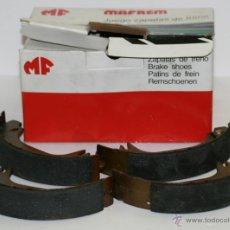 Coches y Motocicletas: ZAPATAS DE FRENO . Lote 49638839