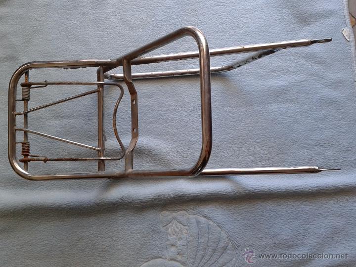 Coches y Motocicletas: antigua porta-paquetes - Foto 2 - 49701244