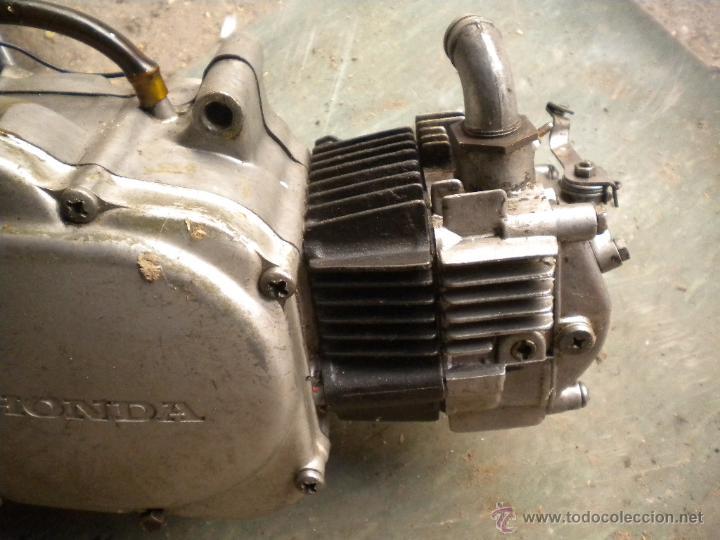 Coches y Motocicletas: motor Honda 50 cc, cuatro tienpos - Foto 2 - 50224711