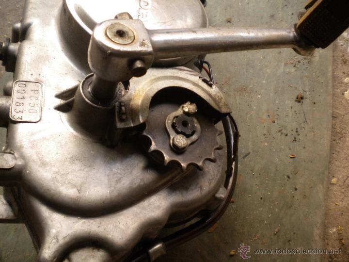 Coches y Motocicletas: motor Honda 50 cc, cuatro tienpos - Foto 3 - 50224711