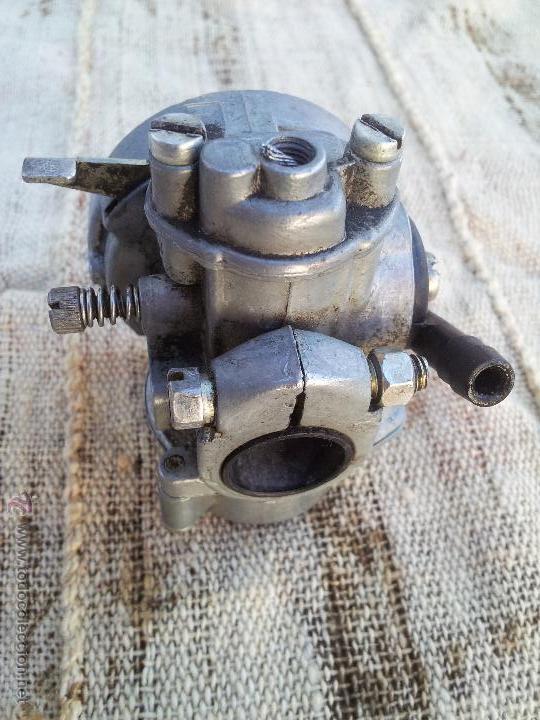 Coches y Motocicletas: antiguo CARBURADOR DELLORTO 1ª serie---años 60---sha -12 -12,,sin filtro - Foto 2 - 93646257