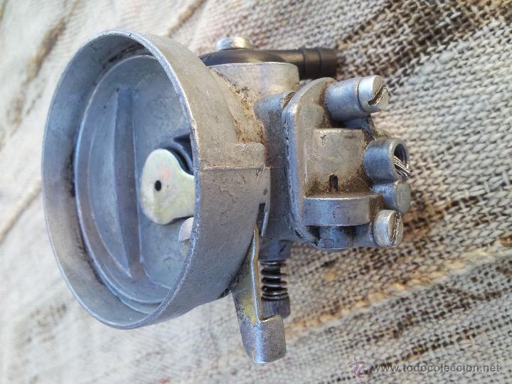 Coches y Motocicletas: antiguo CARBURADOR DELLORTO 1ª serie---años 60---sha -12 -12,,sin filtro - Foto 3 - 93646257