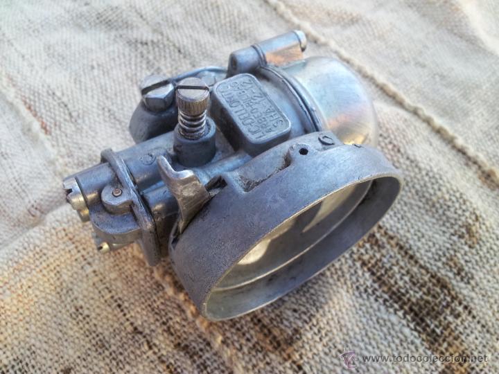 Coches y Motocicletas: antiguo CARBURADOR DELLORTO 1ª serie---años 60---sha -12 -12,,sin filtro - Foto 7 - 93646257