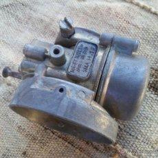 Coches y Motocicletas: ANTIGUO CARBURADOR DELLORTO 1ª SERIE---AÑOS 60---SHA -14 -12,,INCOMPLETO. Lote 51344664