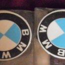 Coches y Motocicletas: B M W , TRES PAREJAS DE ADHESIVOS DE EPOCA,AÑOS 70 CIRCULARES DE 60 MM. SUPONGO QUE PARA MOTOCICLETA. Lote 51613603