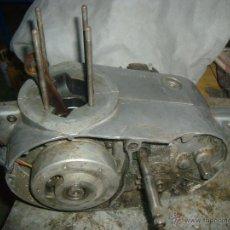 Coches y Motocicletas: BAJOS MOTOR BULTACO LOBITO MK 7 DE 74 CC. Lote 52170073