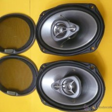 Coches y Motocicletas: LOTE DE 2 ALTAVOCES PIONEER 240 WATIOS MODELO TS- E6990 16 X 24 CM 3VIAS.. Lote 52717330