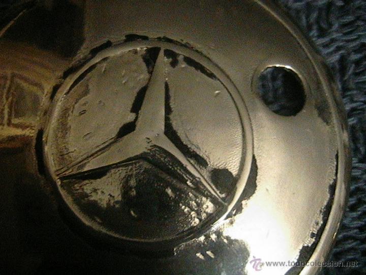 Coches y Motocicletas: Coche antiguo Mercedes volante bocina - Foto 2 - 52767739