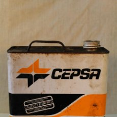 Coches y Motocicletas: LATA DE 5L. ACEITE CEPSA. Lote 53329429