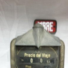 Coches y Motocicletas: TAXIMETRO ARGO HOMOLOGADO EN 1926.. Lote 53763526