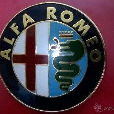 Coches y Motocicletas: ANAGRAMA,COCHE ALFA ROMEO. Lote 54018812