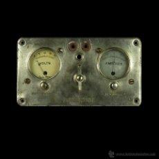 Coches y Motocicletas: CUADRO DE CONTACTO Y ELECTRICO - FIAT 501 - AÑO 1929. Lote 54136203