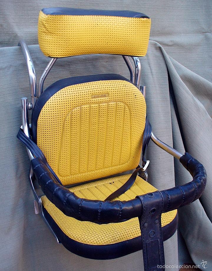 Antigua silla infantil para coche a os 60 70 comprar for Sillas infantiles coche