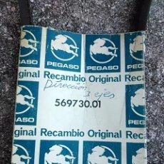 Coches y Motocicletas: CORREA DIRECCIÓN RECAMBIO ORIGINAL PEGASO. Lote 56494237