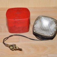 Coches y Motocicletas: PORTATIL - LUZ DE EMERGENCIA. Lote 166838148