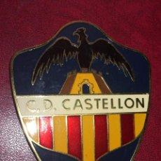 Coches y Motocicletas: CHAPA C.D. CASTELLON PARA COCHE.. Lote 122695943