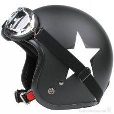 Coches y Motocicletas: CASCO PARA MOTO CLASICA VESPA ETC.. Lote 25631337