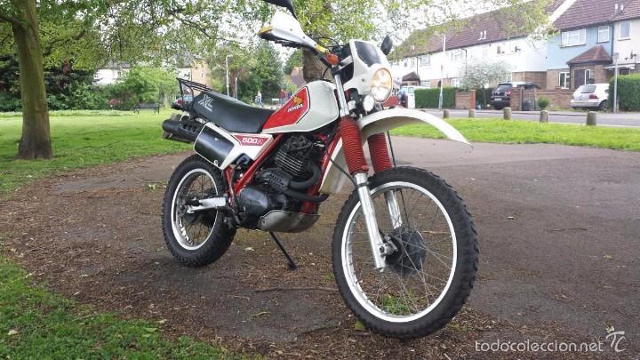 Coches y Motocicletas: BUSCADO PORTAFARO HONDA XL500 R 1981 CUPULA SCRAMBLER FARO MOTO PROYECTO CAFE RACER VINTAGE - Foto 7 - 58138292