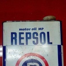 Coches y Motocicletas: LATA ACEITE REPSOL. Lote 58197982