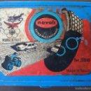 Coches y Motocicletas: CAJA DE PLASTICO NAVALR. EXTRA VULCANISANTE. Lote 58878211
