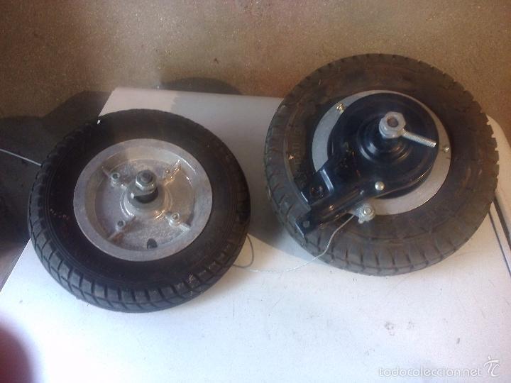 Coches y Motocicletas: Dos ruedas de moto eléctrica - Foto 2 - 60446399
