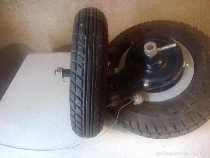 Coches y Motocicletas: Dos ruedas de moto eléctrica - Foto 3 - 60446399
