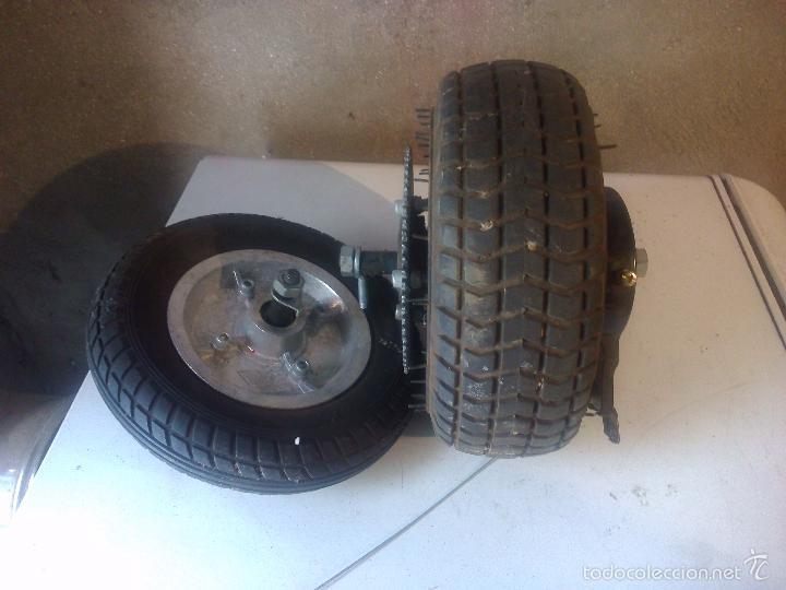 Coches y Motocicletas: Dos ruedas de moto eléctrica - Foto 4 - 60446399