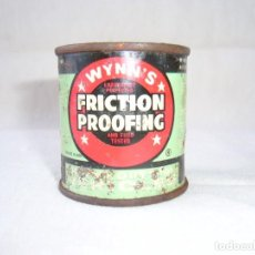 Coches y Motocicletas: BOTE WYNN'S FRICTION PROOFING - U.S.A. - LUBRICANTE. Lote 64785543