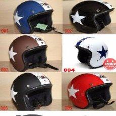 Coches y Motocicletas: CASCO PARA MOTO CLASICA VESPA ETC.. Lote 56745584
