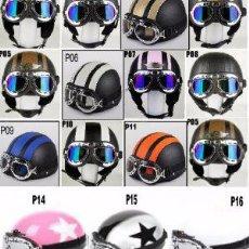 Coches y Motocicletas: CASCO PARA MOTO CLASICA VESPA ETC.. Lote 119940103