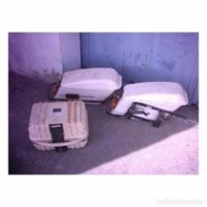 Coches y Motocicletas: MALETAS ALFORJAS Y BAUL SHOEI. Lote 68895425