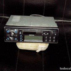 Coches y Motocicletas: RADIO-CASETTE CON FRONTAL EXTRAIBLE. Lote 70211961