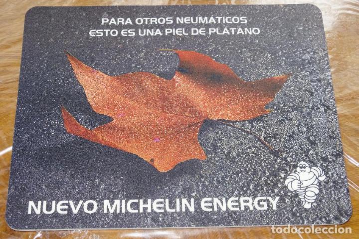 ALFOMBRILLA NUEVO MICHELIN ENERGY NEUMATICO NEUMATICOS RATON PC PARA EL ORDENADOR BIBENDUM (Coches y Motocicletas - Repuestos y Piezas (antiguos y clásicos))