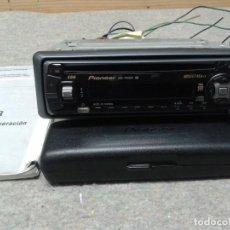 Coches y Motocicletas: RADIO CD COCHE PIONEER DEH-P4100R. Lote 73664219