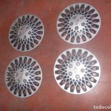 Coches y Motocicletas: TAPACUBOS CHEVROLET. Lote 76001079