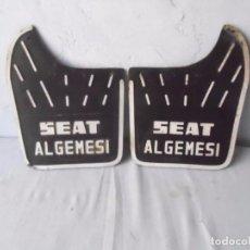 Coches y Motocicletas: SEAT GUARDABARROS SEAT ALGEMESI VALENCIA SEAT 600 127 1500 ??. Lote 76756999