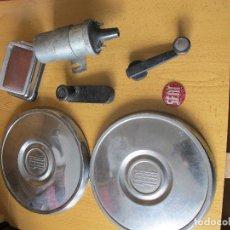 Coches y Motocicletas: LOTE DE PIEZAS DEL SEAT 600.. Lote 79656961