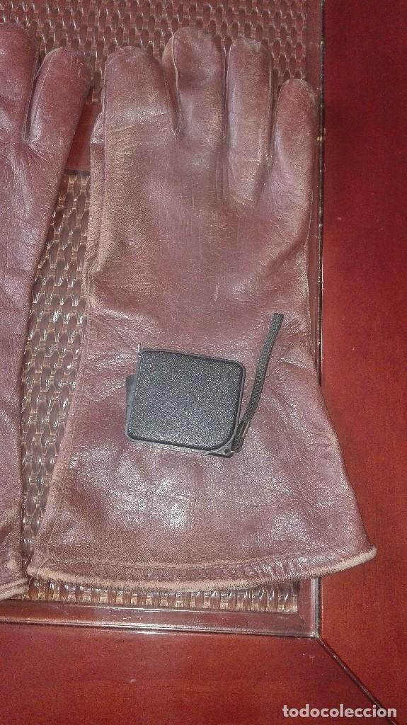 Coches y Motocicletas: guantes de cuero de moto,años 30 - Foto 2 - 83086712