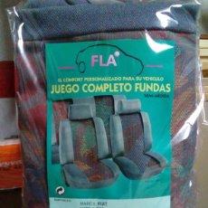 Coches y Motocicletas: AÑOS 70 EN ADELANTE. FUNDA PARA ASIENTOS COCHE. Lote 83812528