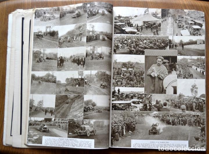 Coches y Motocicletas: Año 1906 - Vol.1 Nº 4 / MOTOR - Trade Edition / Vehiculos de Epoca / Anuncios Publicidad - Foto 12 - 84162856