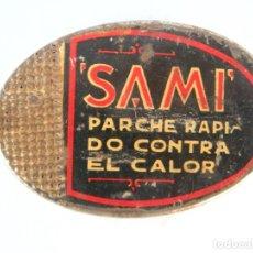 Coches y Motocicletas: LATA DE PARCHES SAMI PEQUEÑA. Lote 84672004