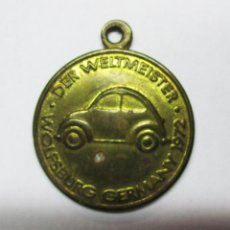 Coches y Motocicletas: MEDALLA VOLKSWAGEN CAMPEÓN DEL MUNDO 1972. WOLFSBURG GERMANY 1972. Lote 85742892